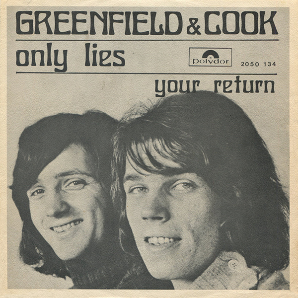 Greenfield & Cook Only Lies