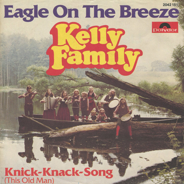 Kelly Family Eagle On The Breeze (Island By The Sea)