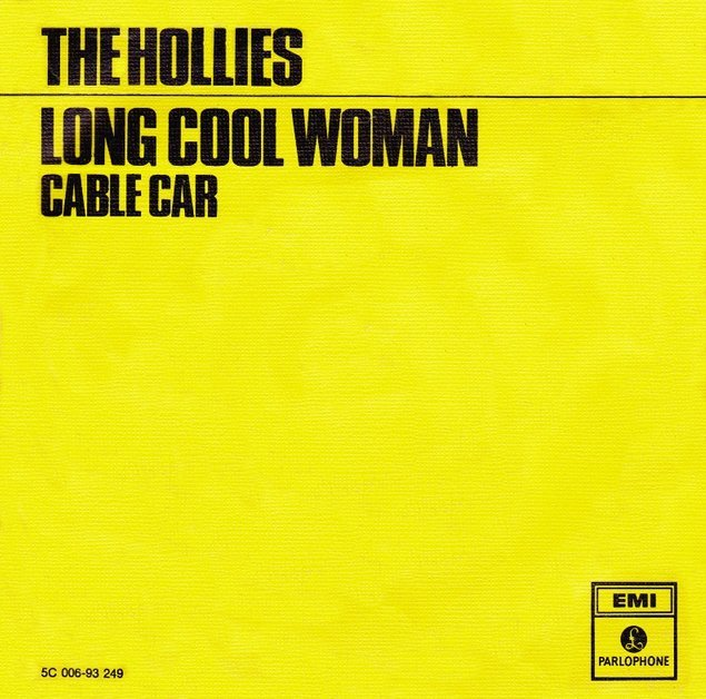The Hollies 'long Cool Woman