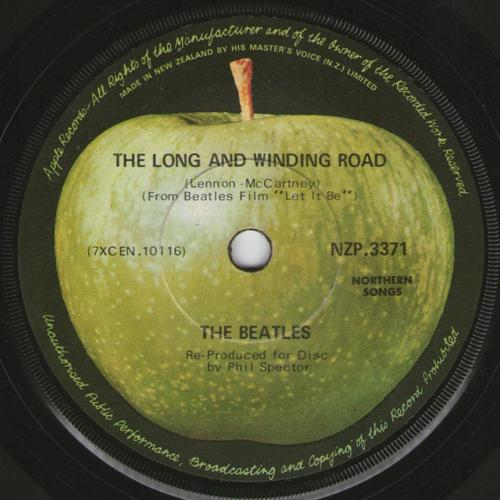 Beatles The Long And Winding Road
